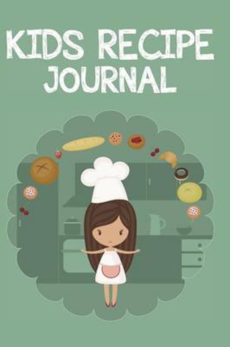 Kid's Recipe Journal