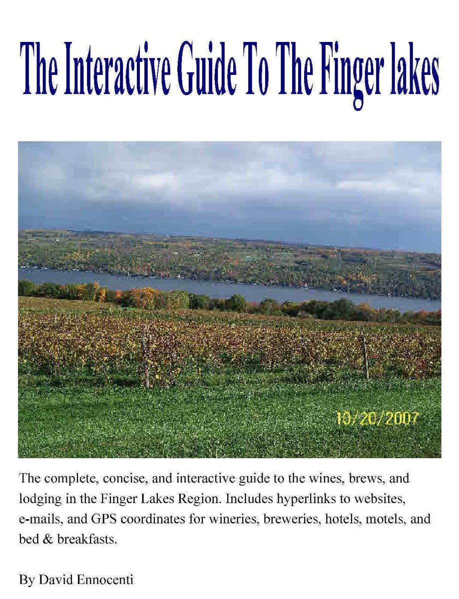 The Interactive Guide To The Finger Lakes