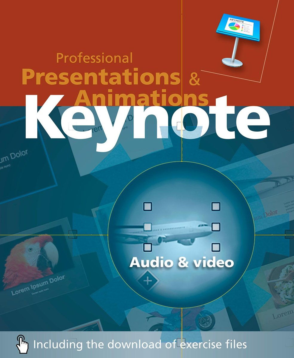 Keynote, Professional Presentations and Animations
