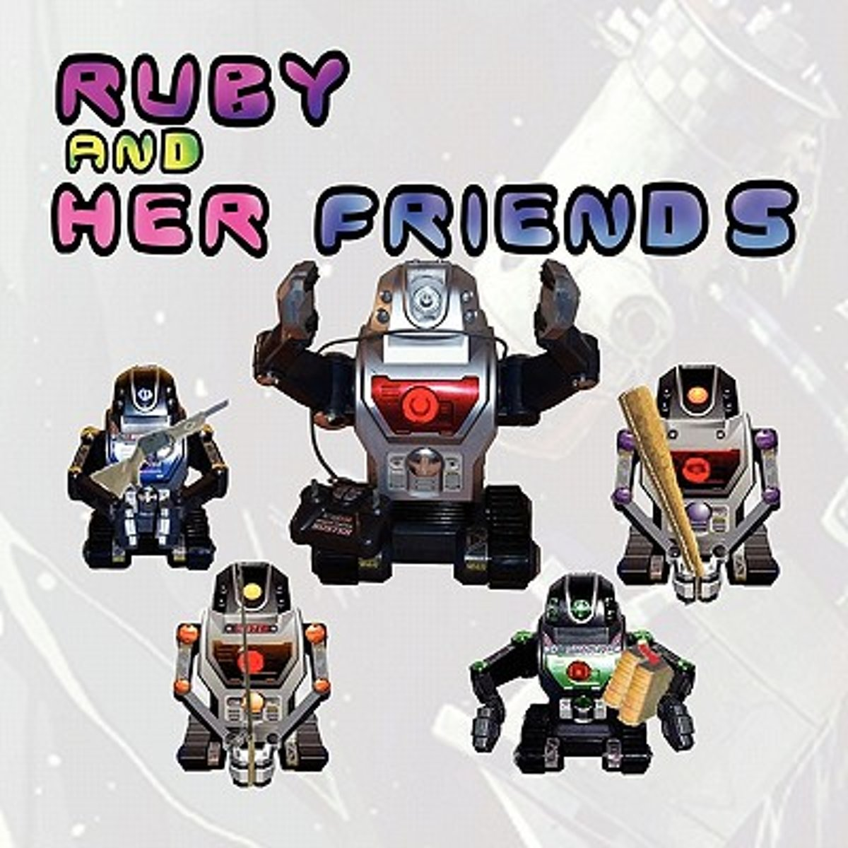 Ruby and Her Friends