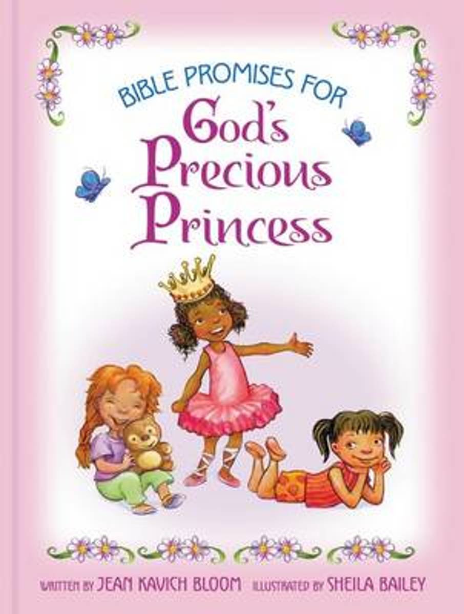 Bible Promises for God's Precious Princess image
