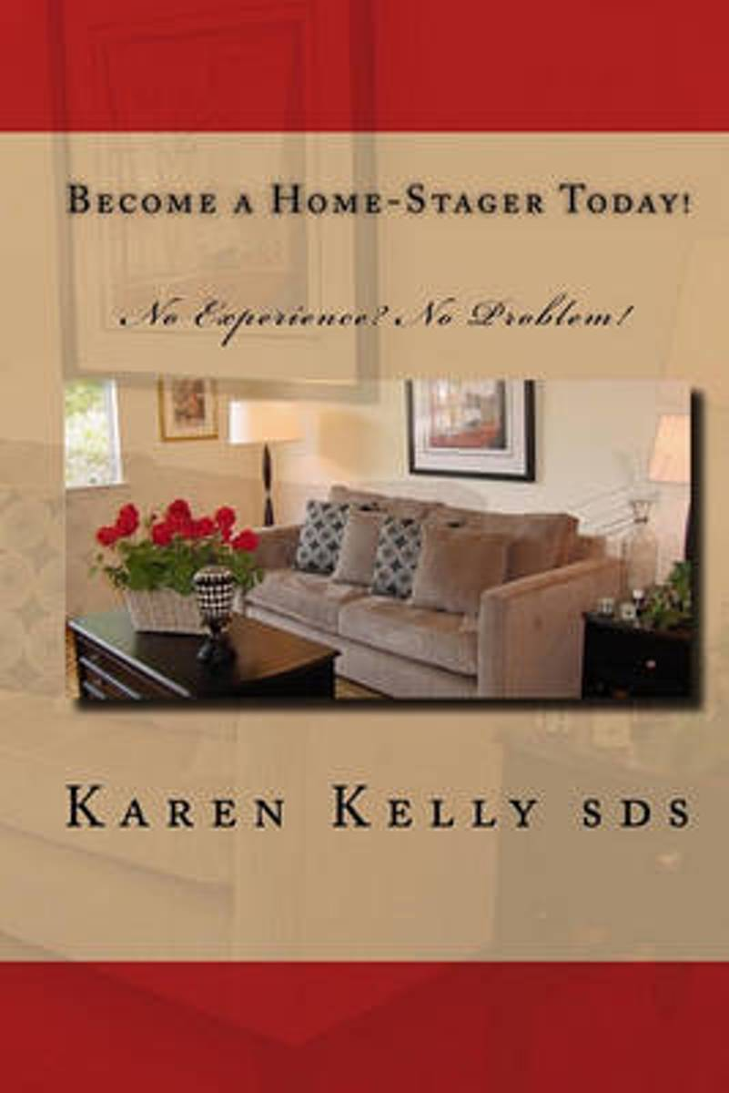 Become a Home-Stager Today!