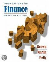 Foundations Of Finance & Myfinance Student Access Code Card