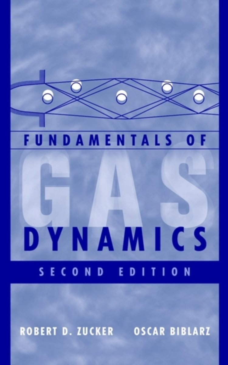 Fundamentals of Gas Dynamics