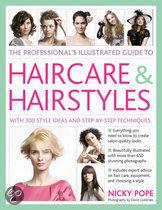 Professional's Illustrated Guide To Haircare And Hairstyles