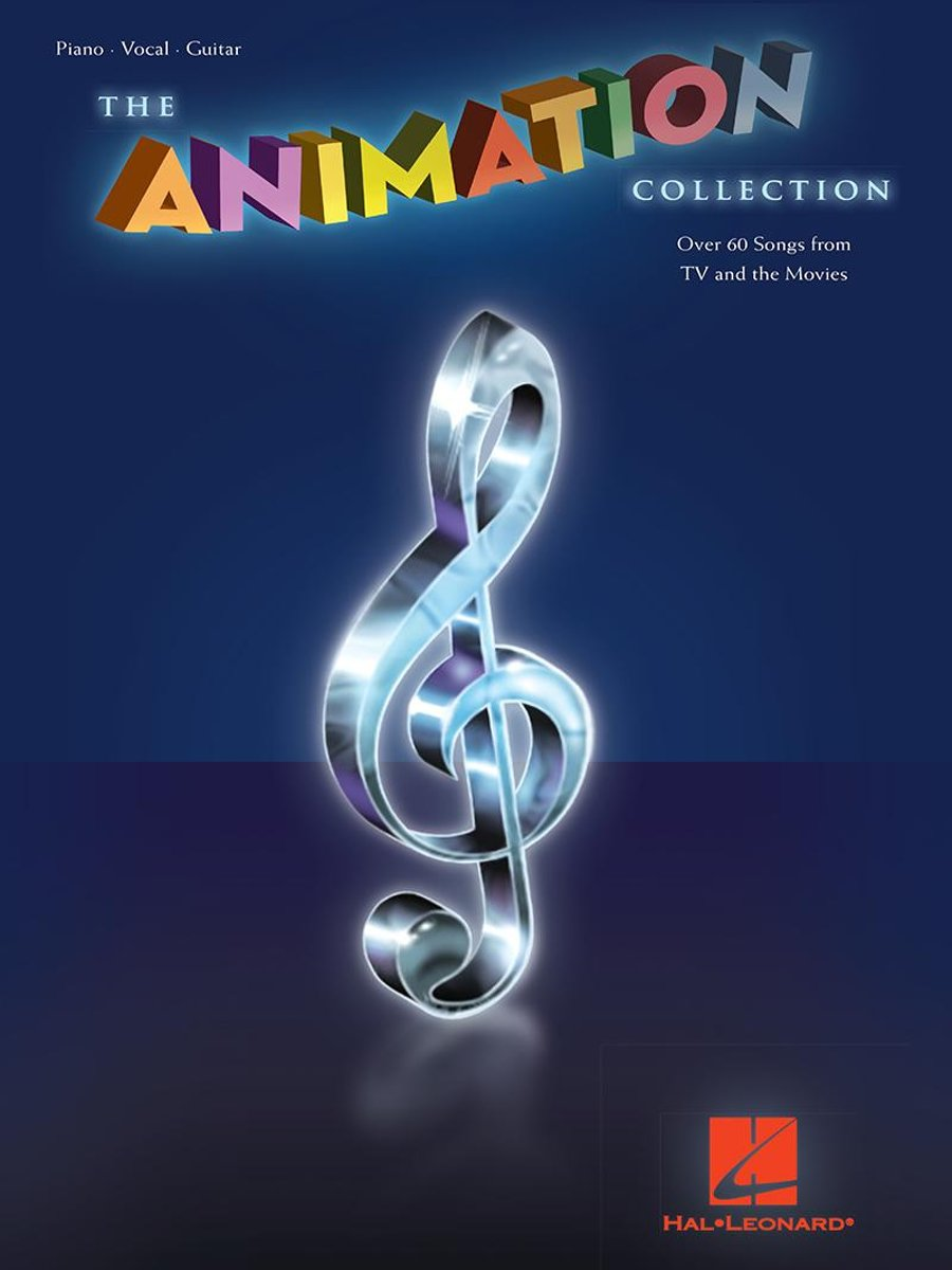 The Animation Collection (Songbook)