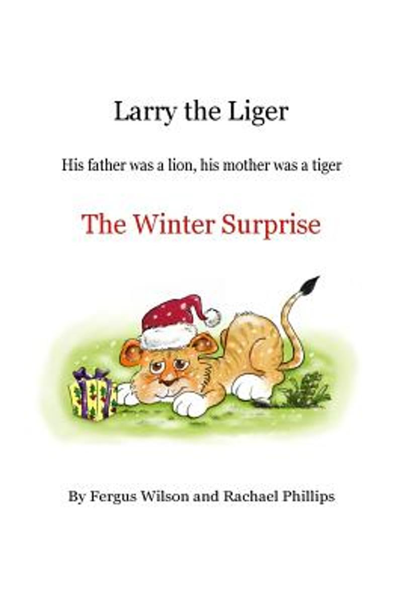 Larry the Liger - The Winter Surprise