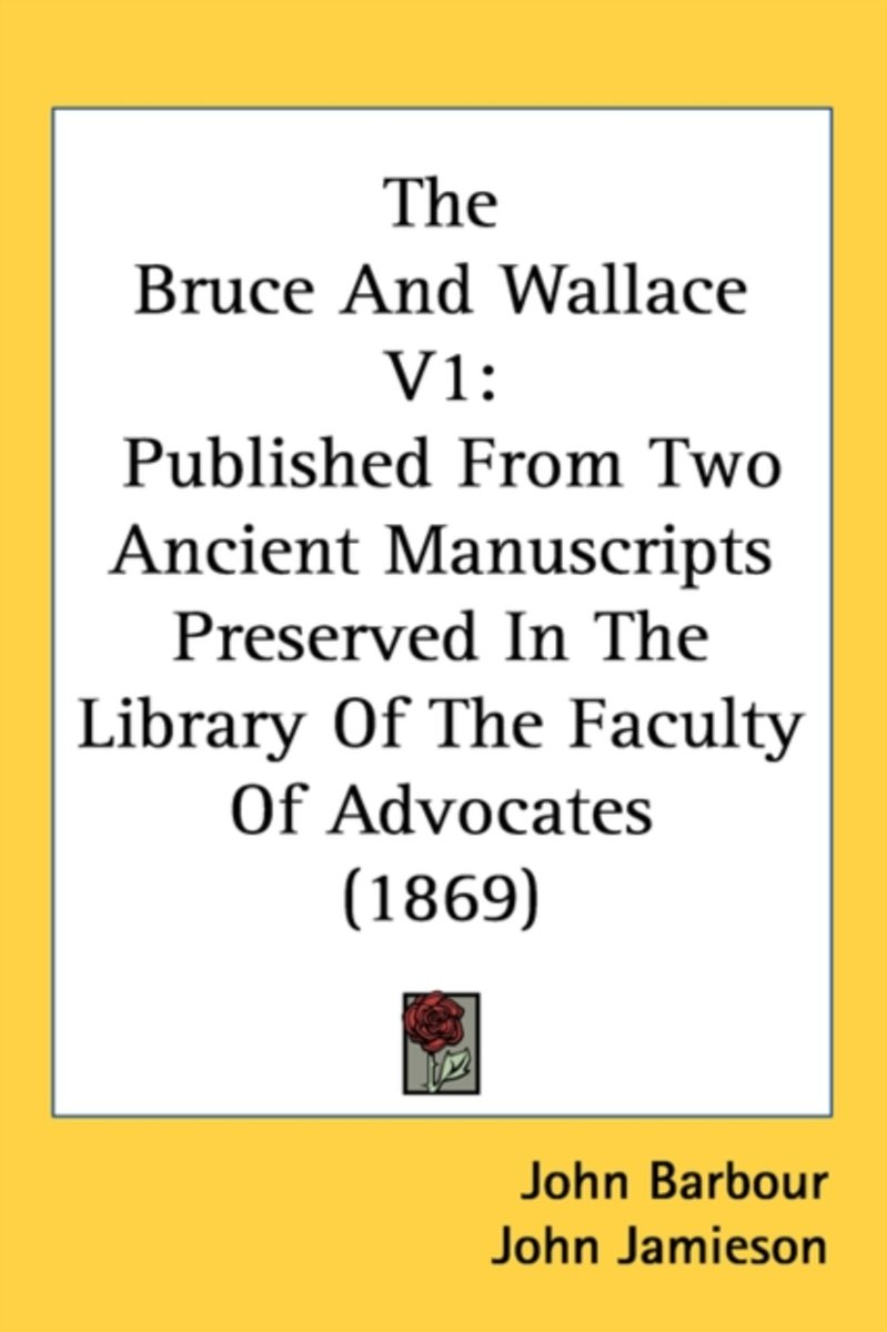 The Bruce And Wallace V1