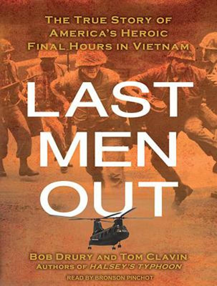 Last Men Out (Library Edition)
