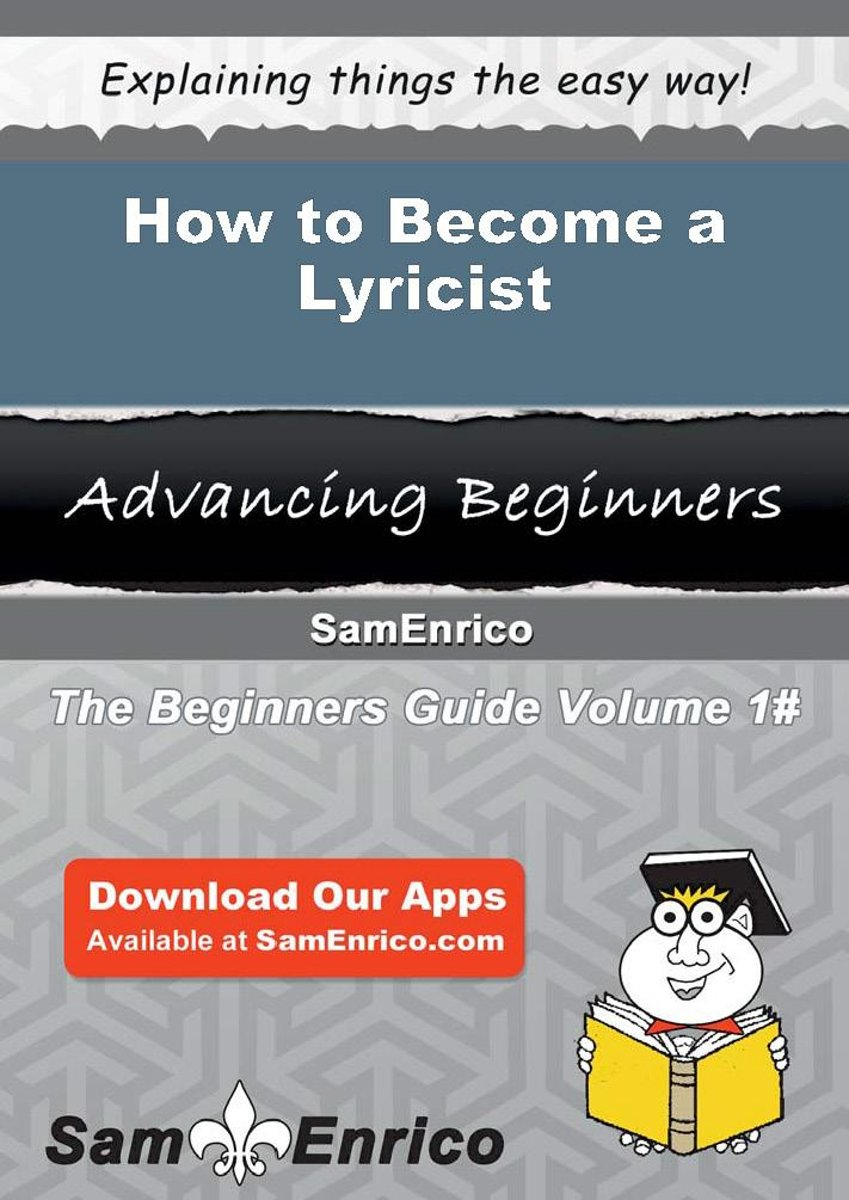 How to Become a Lyricist