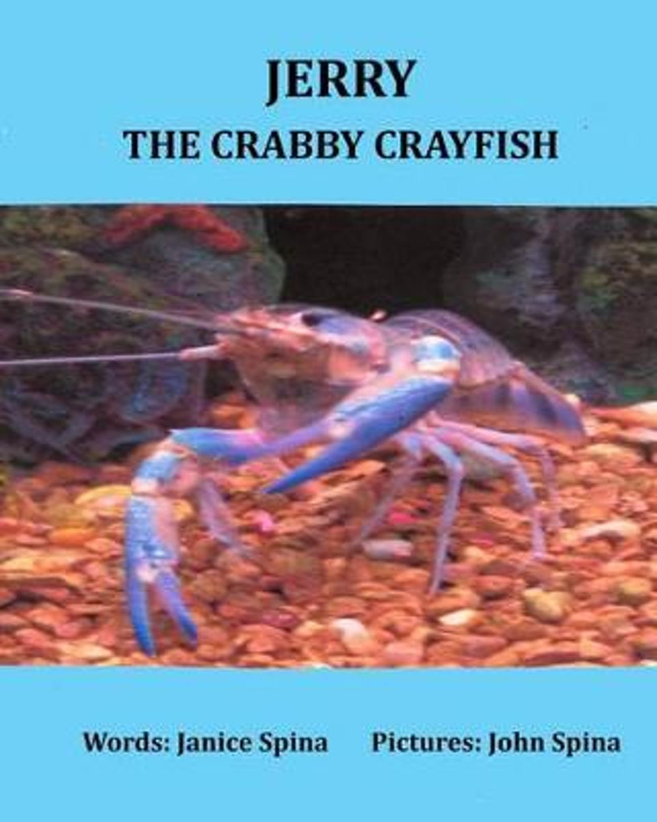 Jerry the Crabby Crayfish