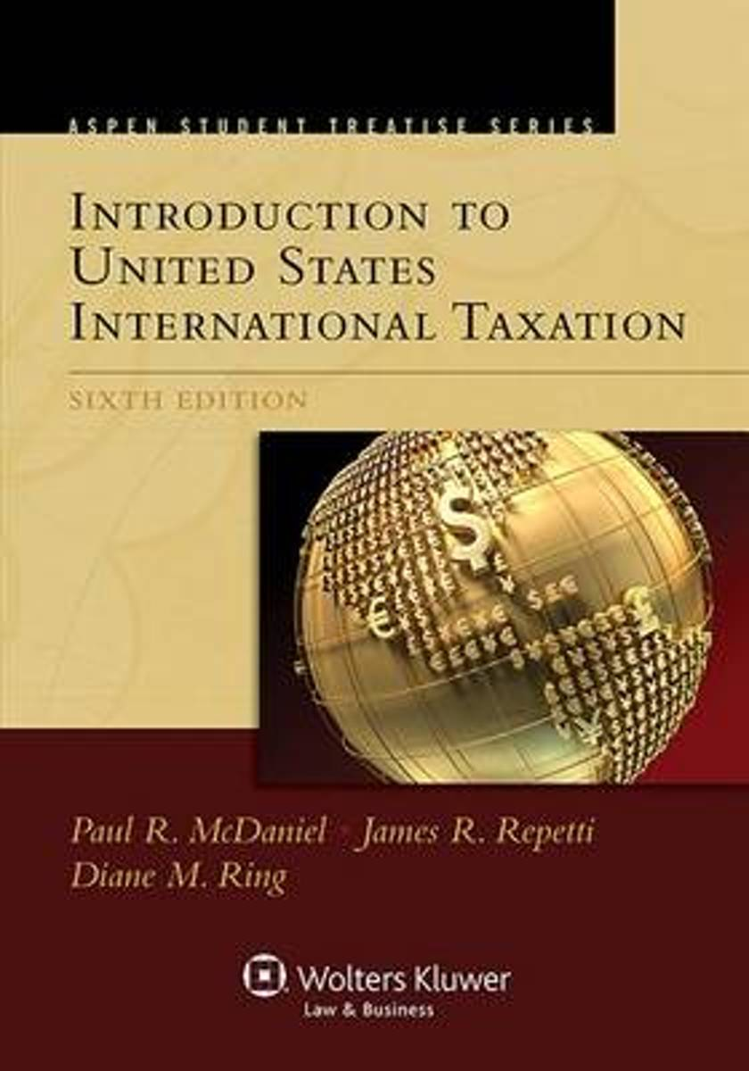 Aspen Treatise for Introduction to United States International Taxation