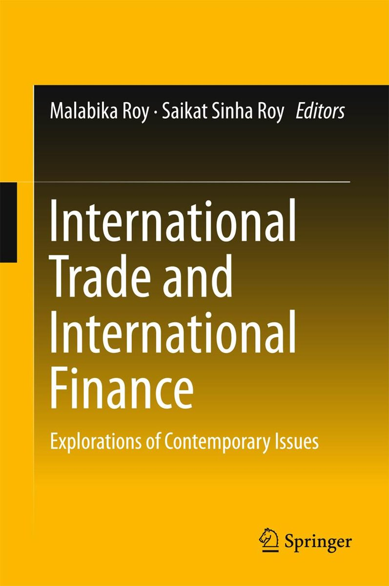 International Trade and International Finance