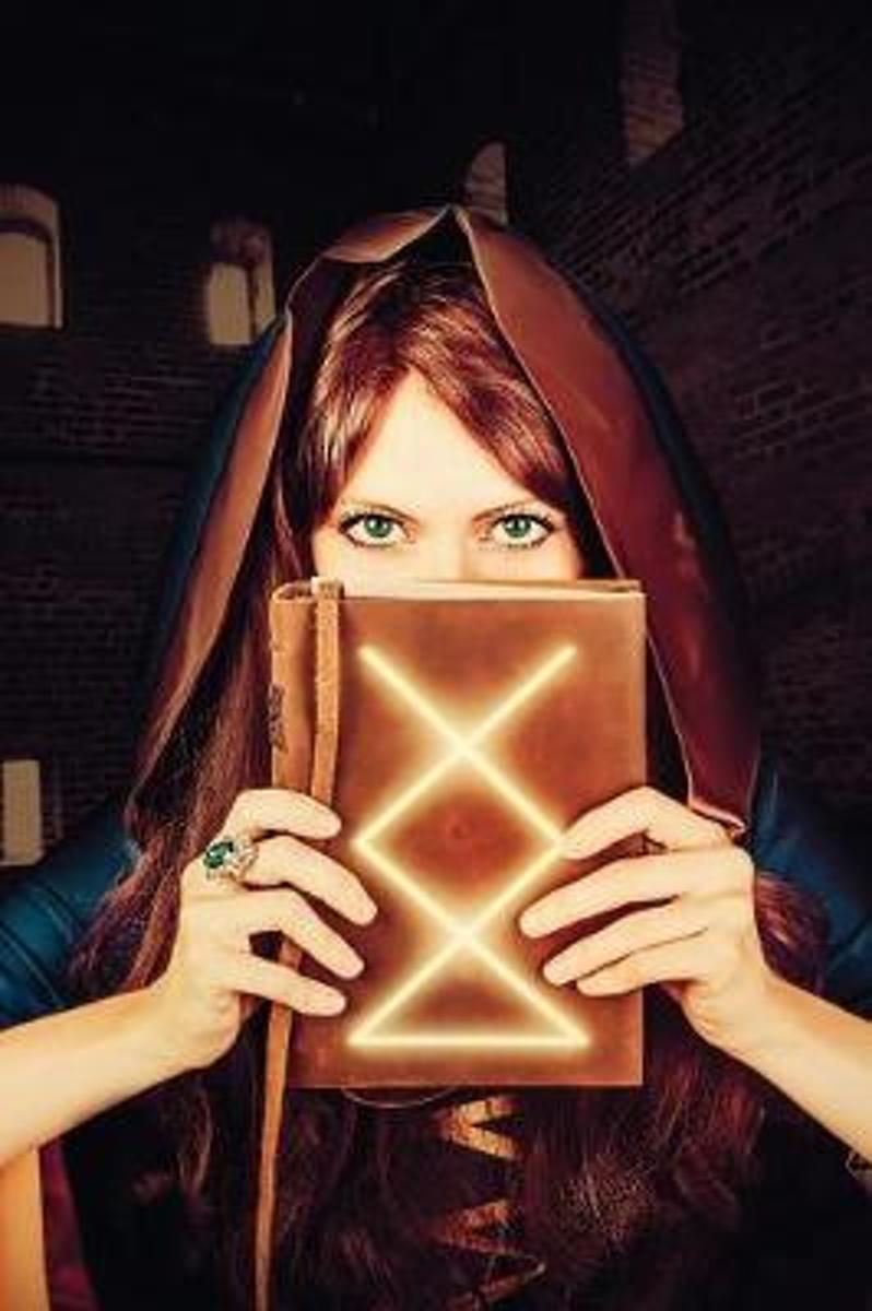 The Runic Witch Notebook