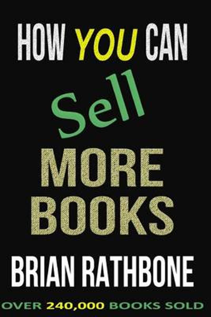 How You Can Sell More Books