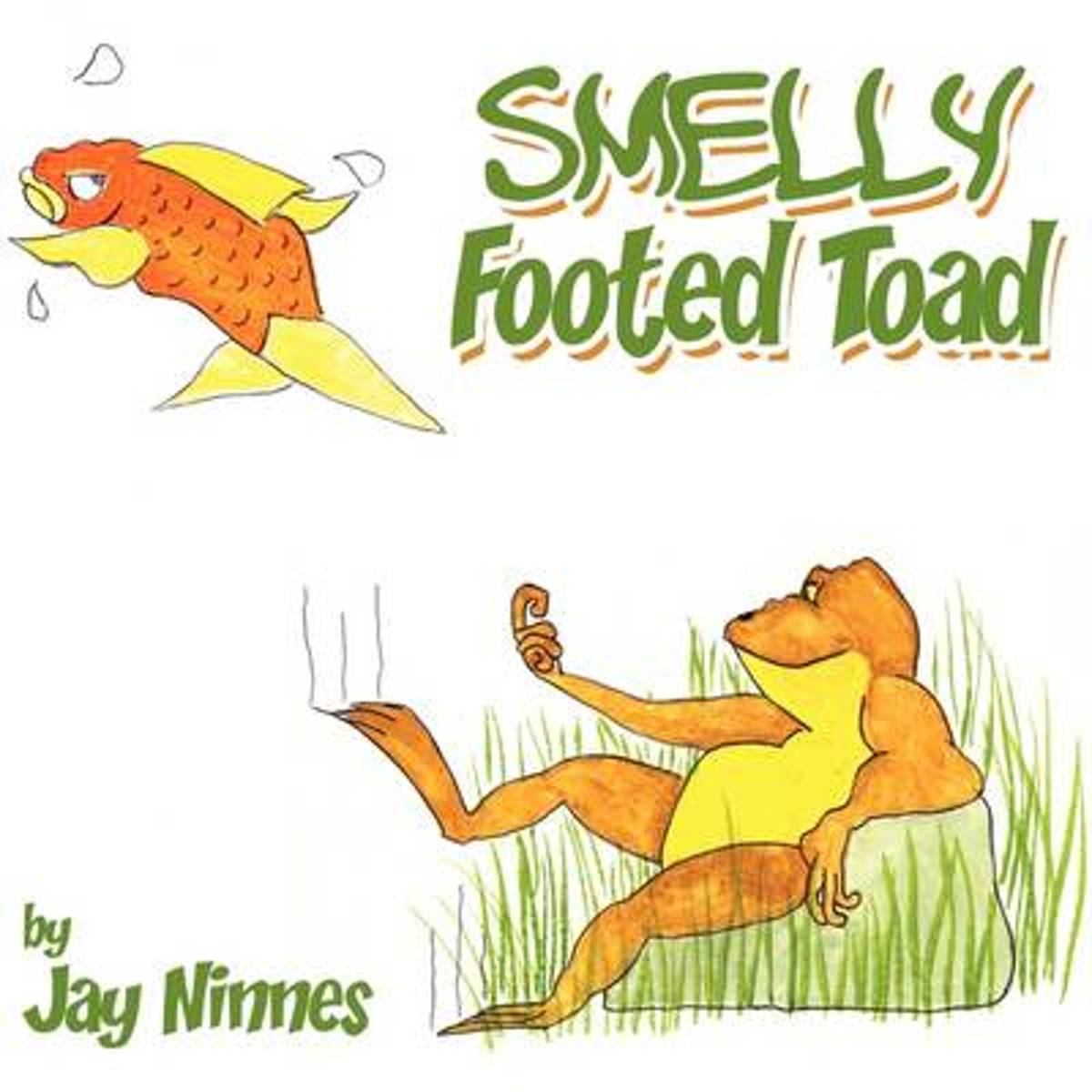 Smelly Footed Toad