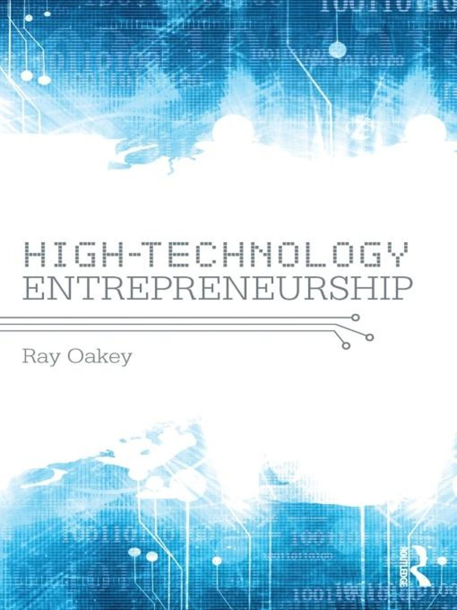 High-Technology Entrepreneurship