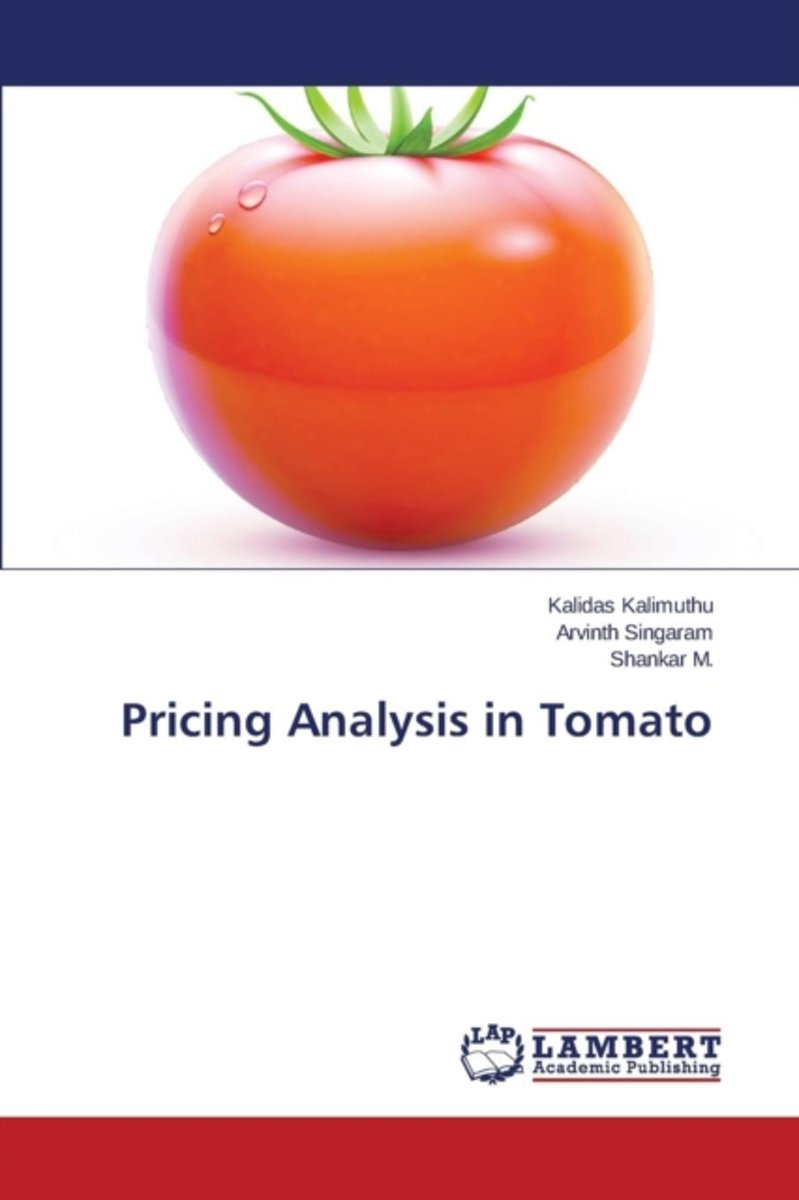Pricing Analysis in Tomato