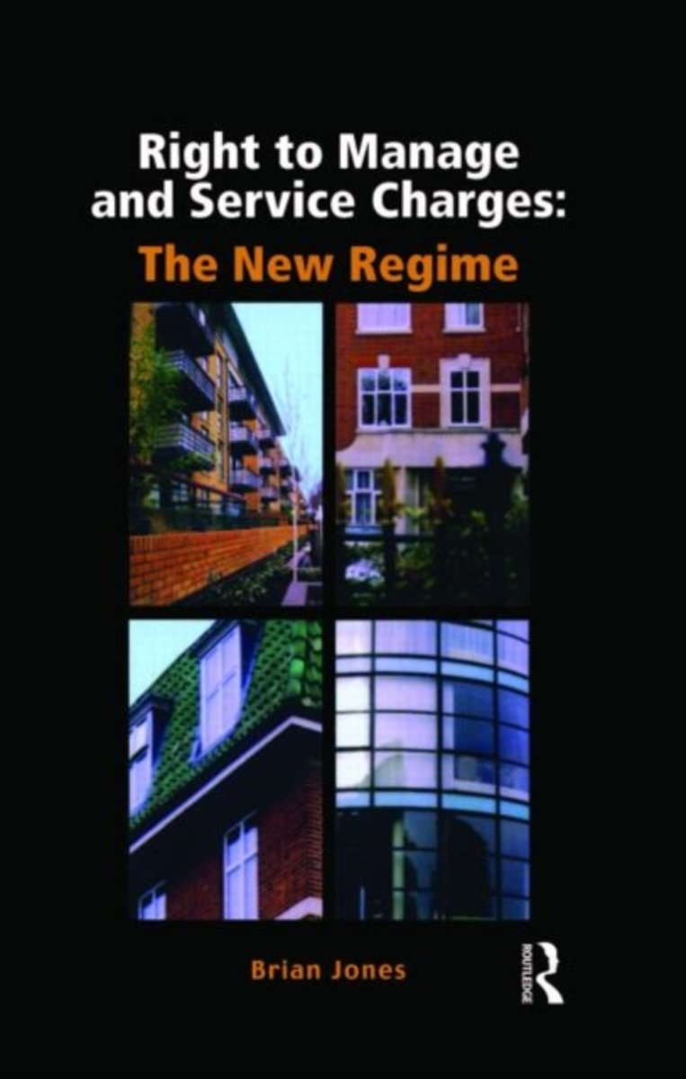 Right to Manage & Service Charges