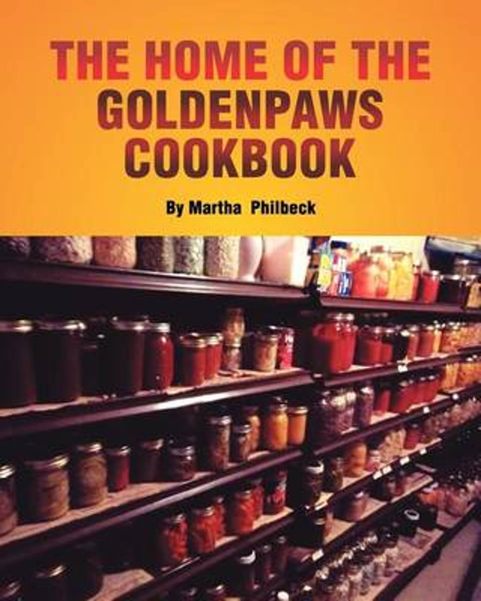 The Home of the Goldenpaws Cookbook