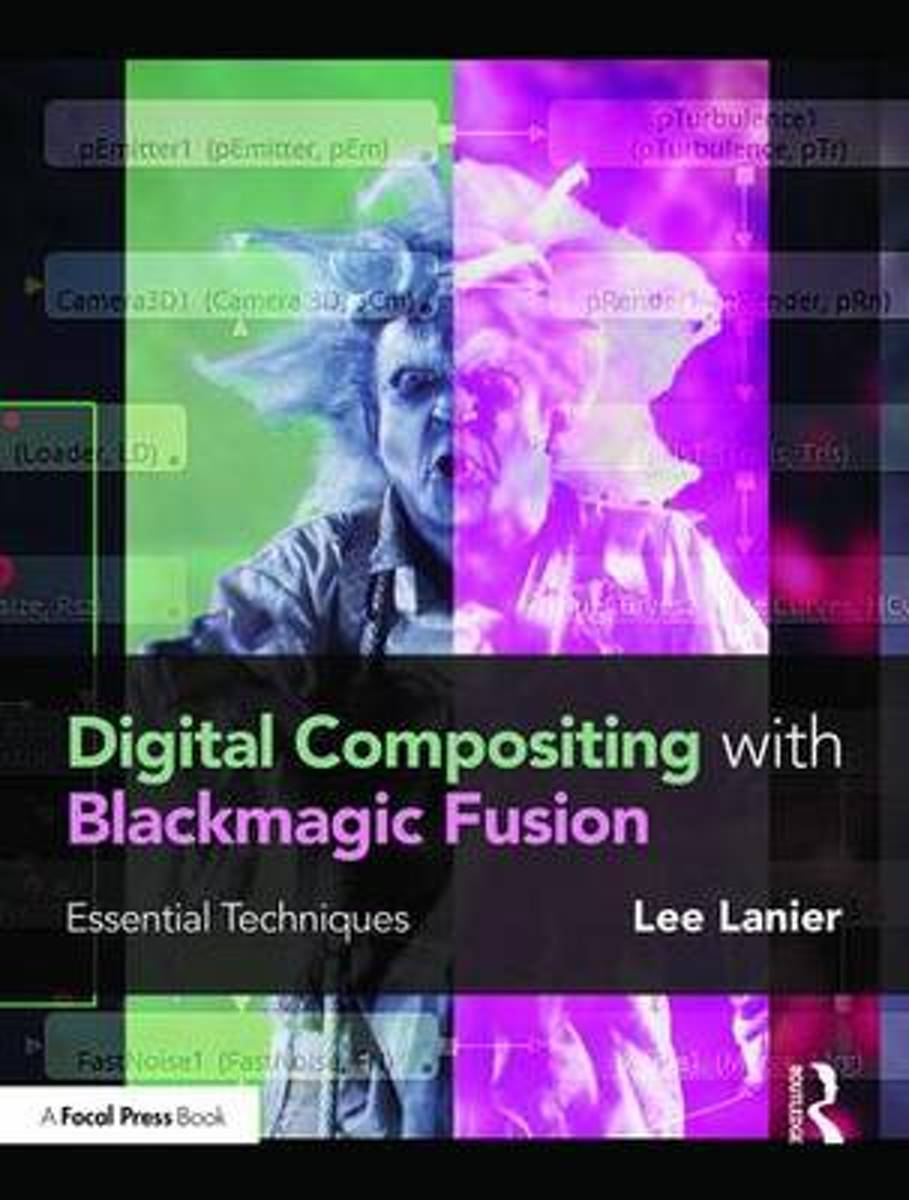 Digital Compositing with Blackmagic Fusion