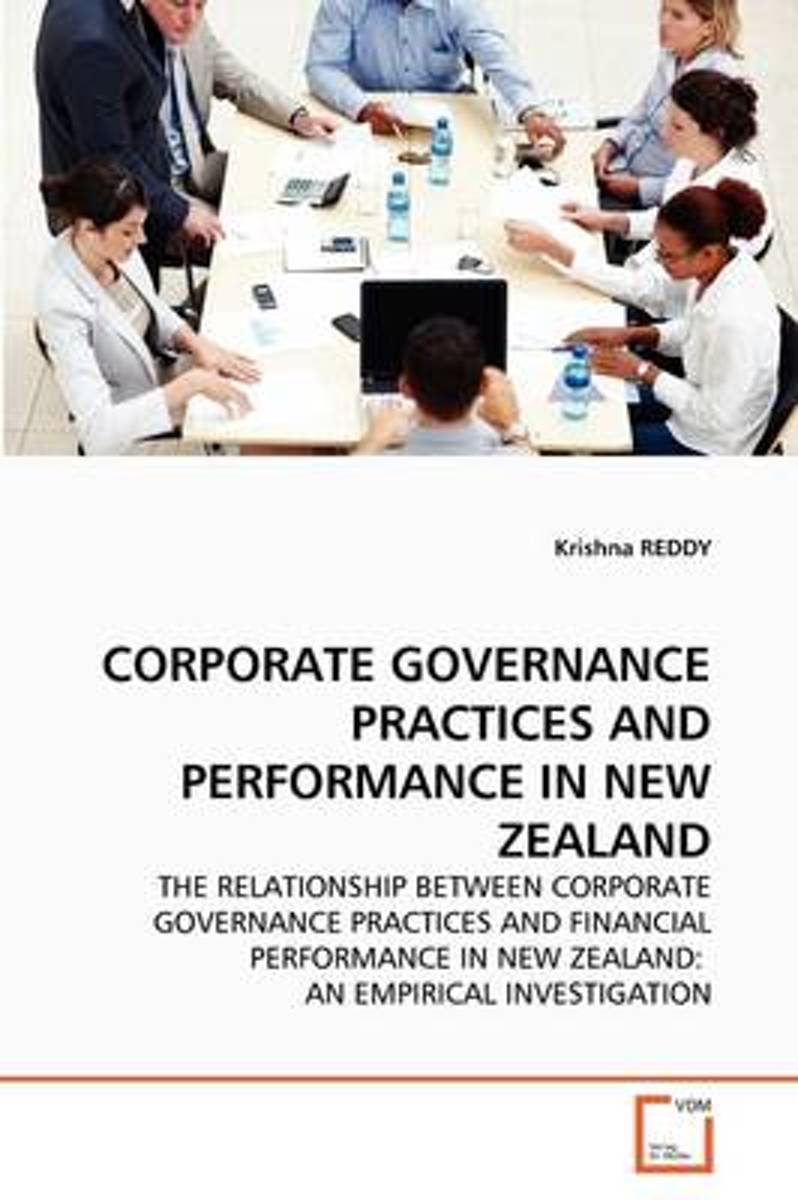 Corporate Governance Practices and Performance in New Zealand