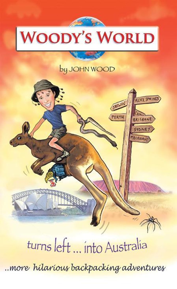 Woody's World Turns Left....Into Australia