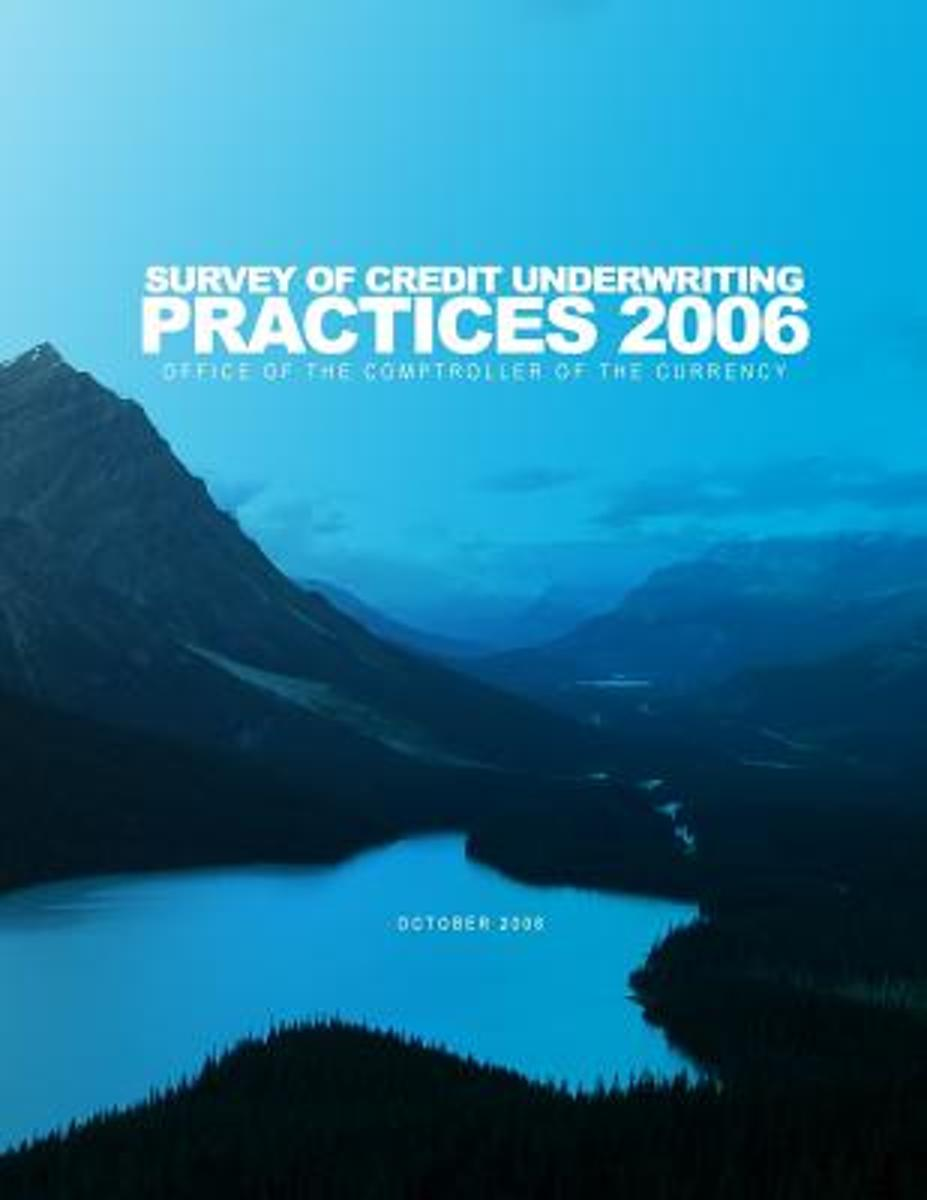 Survey of Credit Underwriting Practices 2006