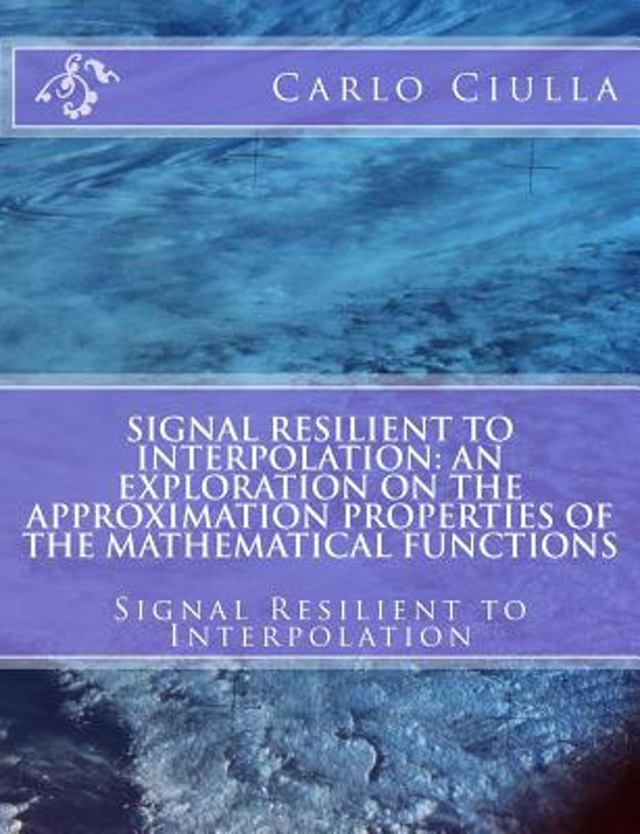 Signal Resilient to Interpolation