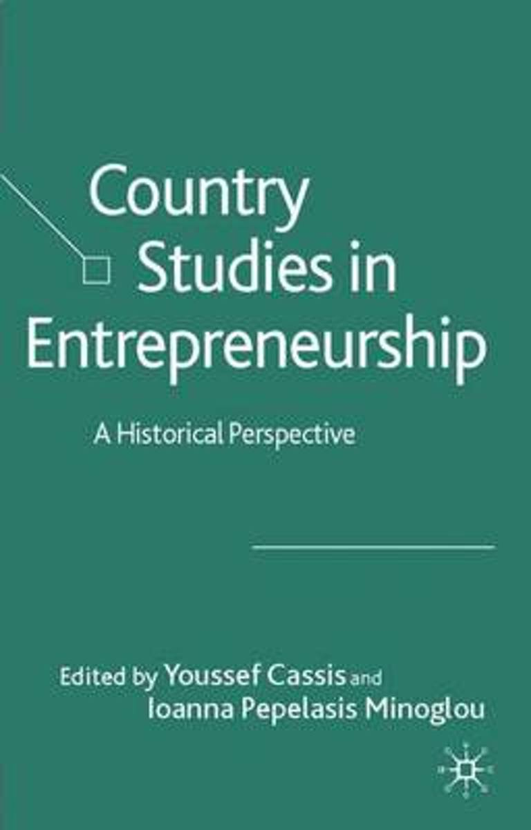 Country Studies in Entrepreneurship