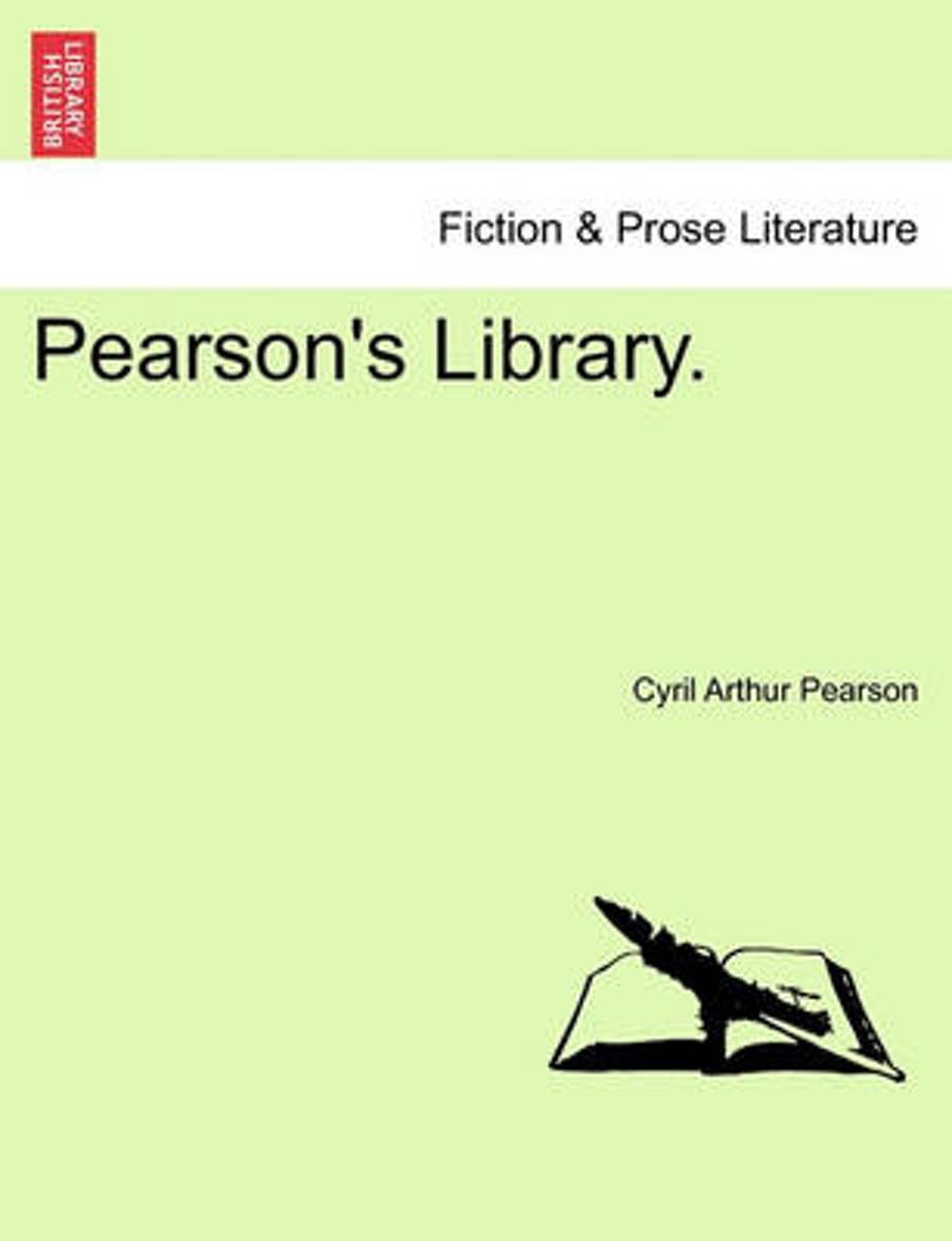 Pearson's Library.