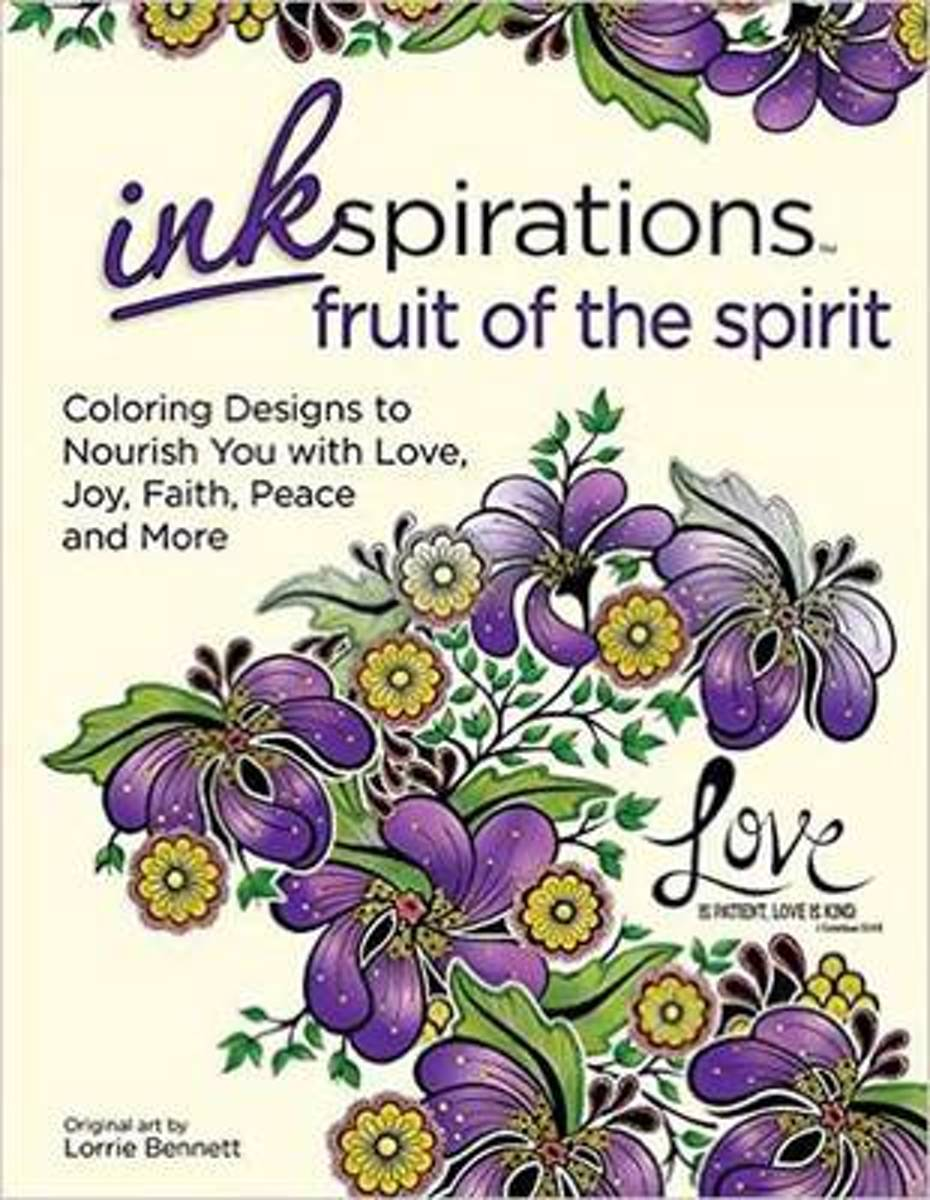 Inkspirations Fruit of the Spirit