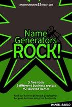 Name Generators Rock