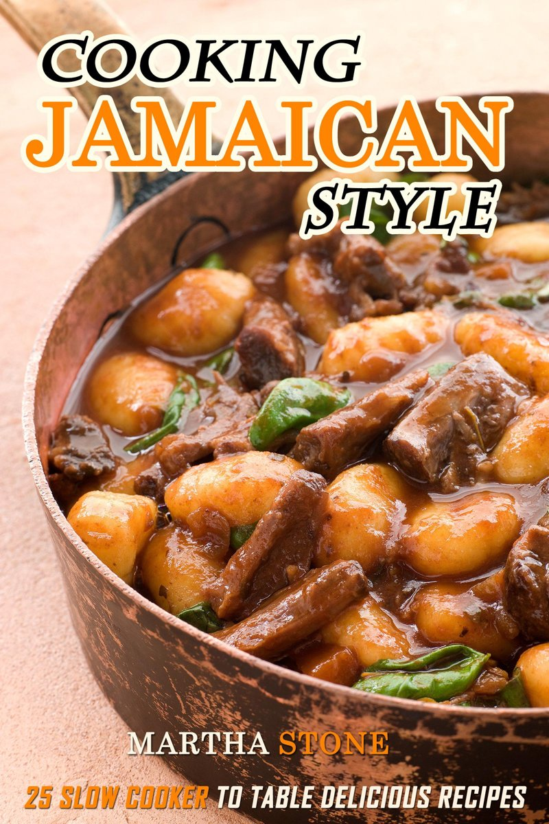 Cooking Jamaican Style