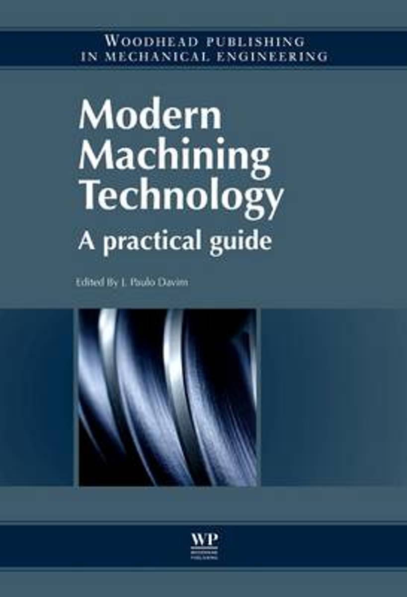 Modern Machining Technology