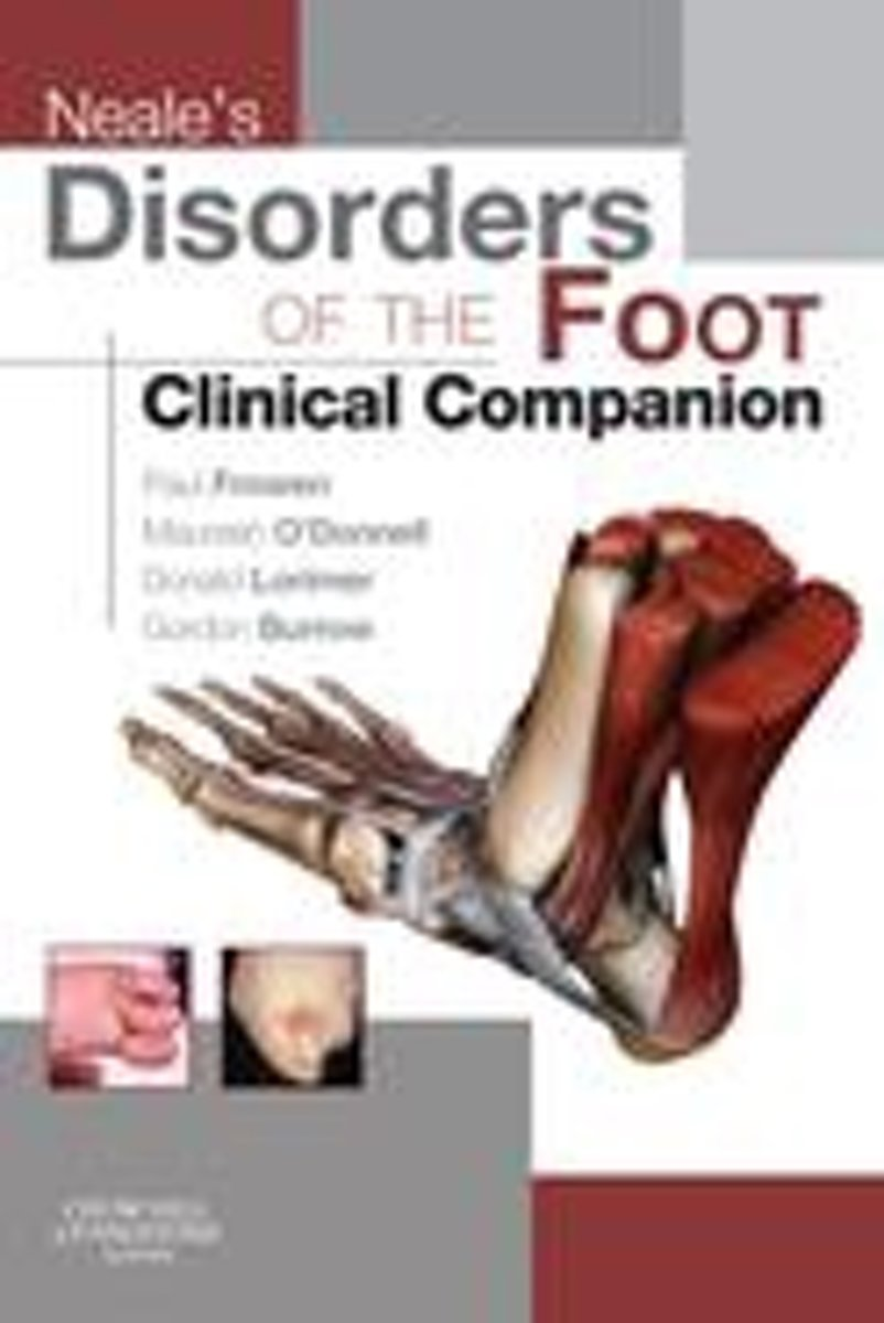 Neale's Disorders of the Foot Clinical Companion E-Book