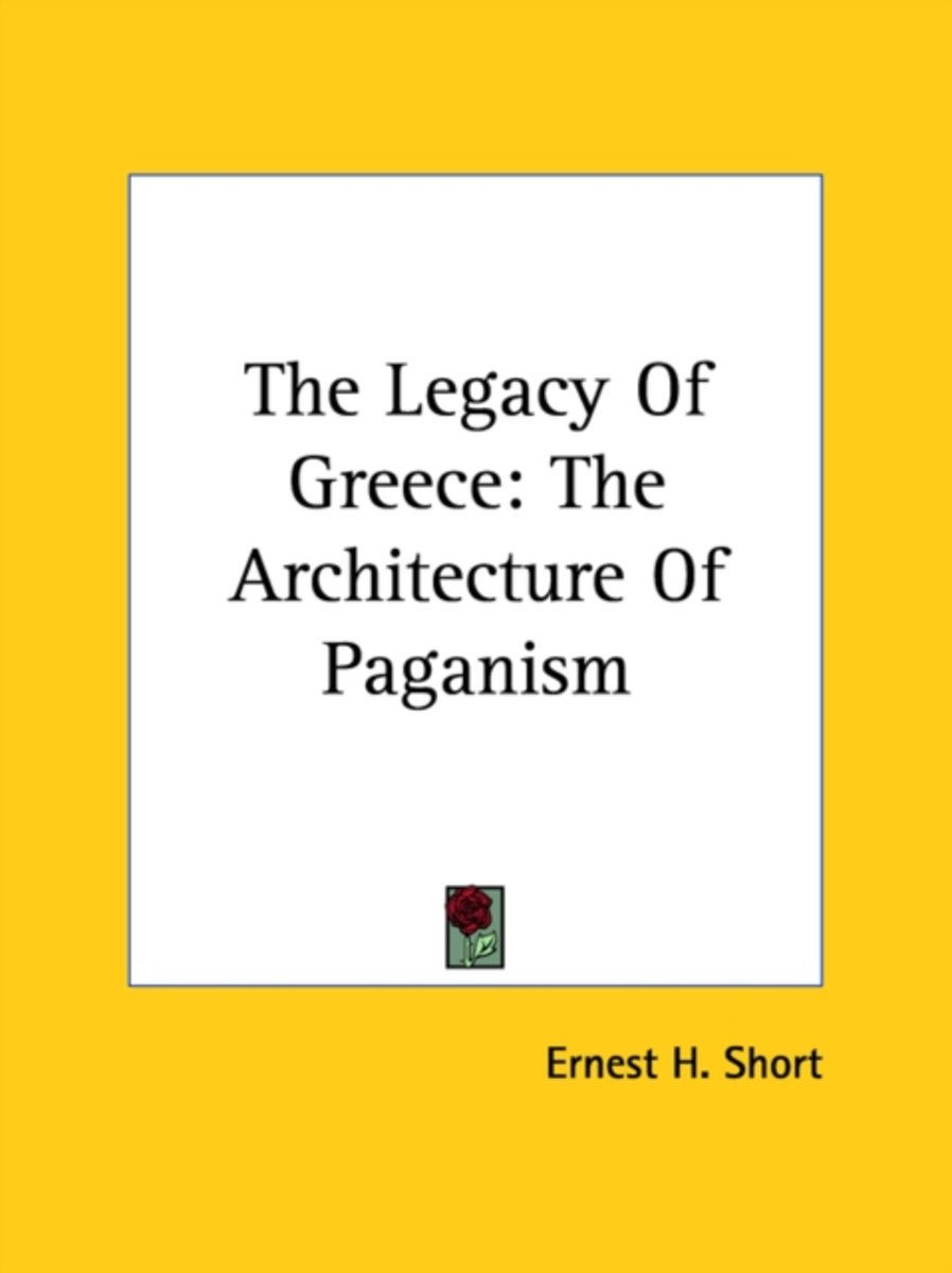 The Legacy of Greece