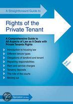 A Straightforward Guide To The Rights Of The Private Tenant