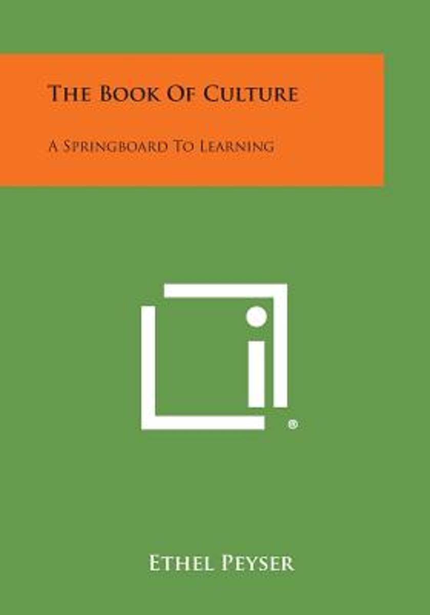 The Book of Culture