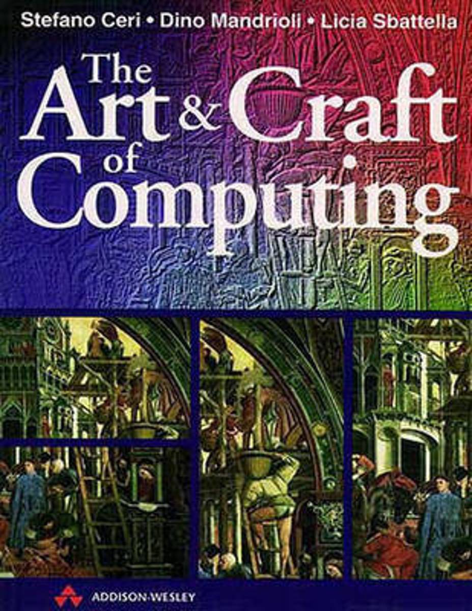The Art and Craft of Computing