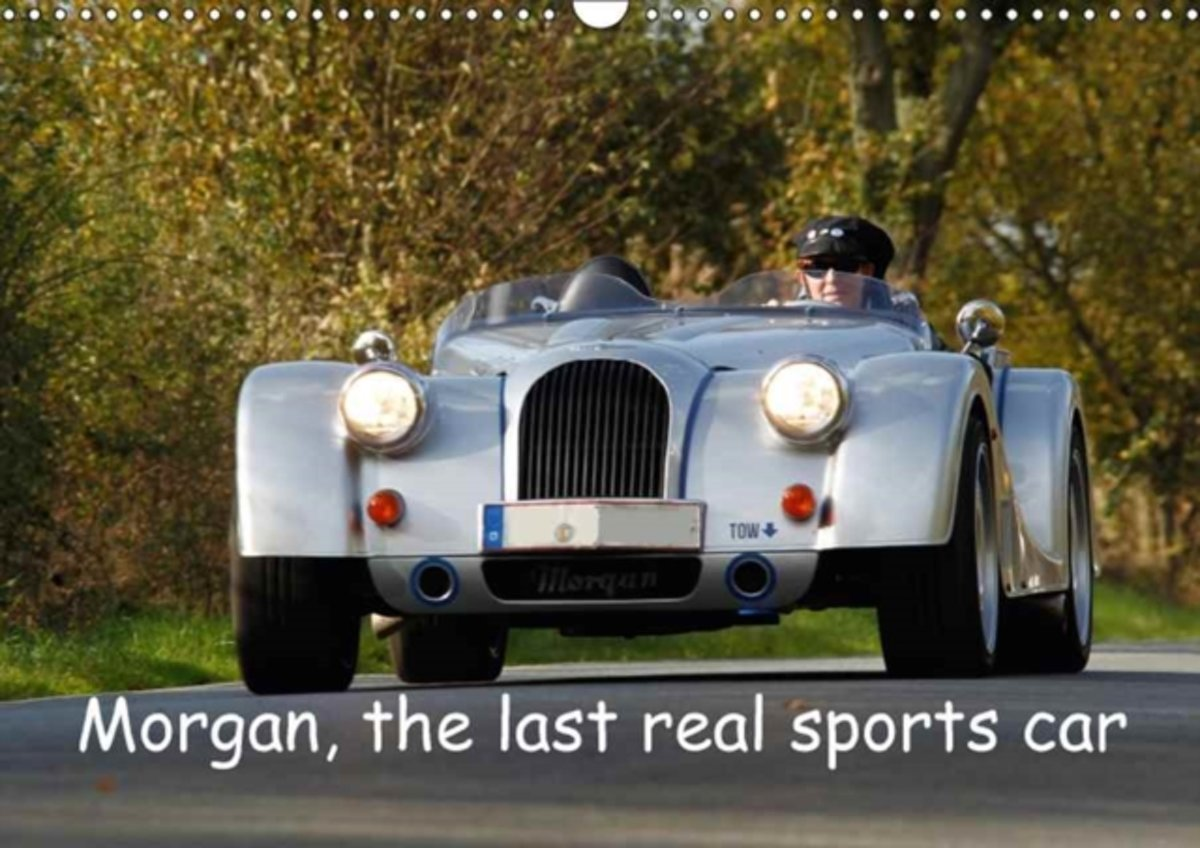 Morgan, the Last Real Sports Car 2018