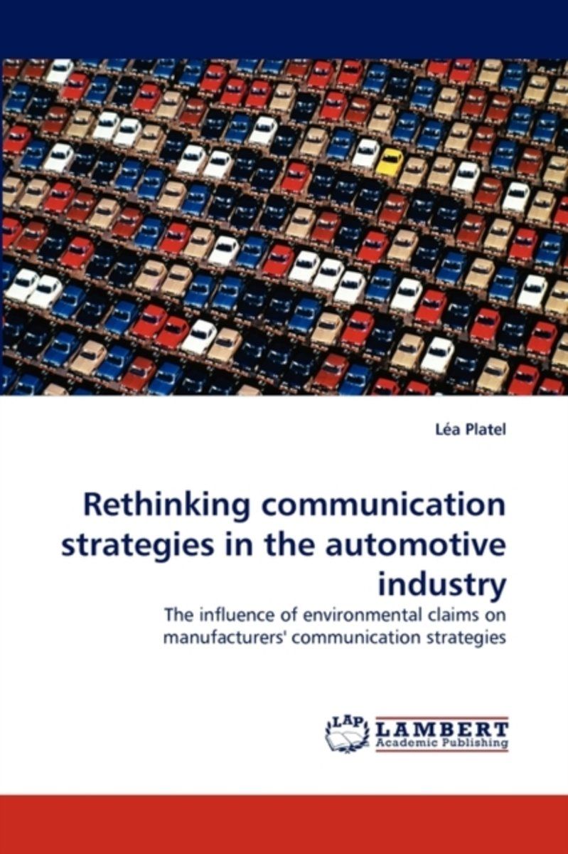 Rethinking Communication Strategies in the Automotive Industry