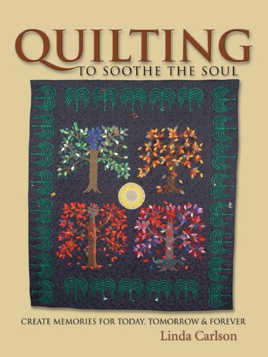 Quilting To Soothe The Soul