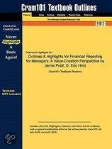 Outlines & Highlights For Financial Reporting For Managers