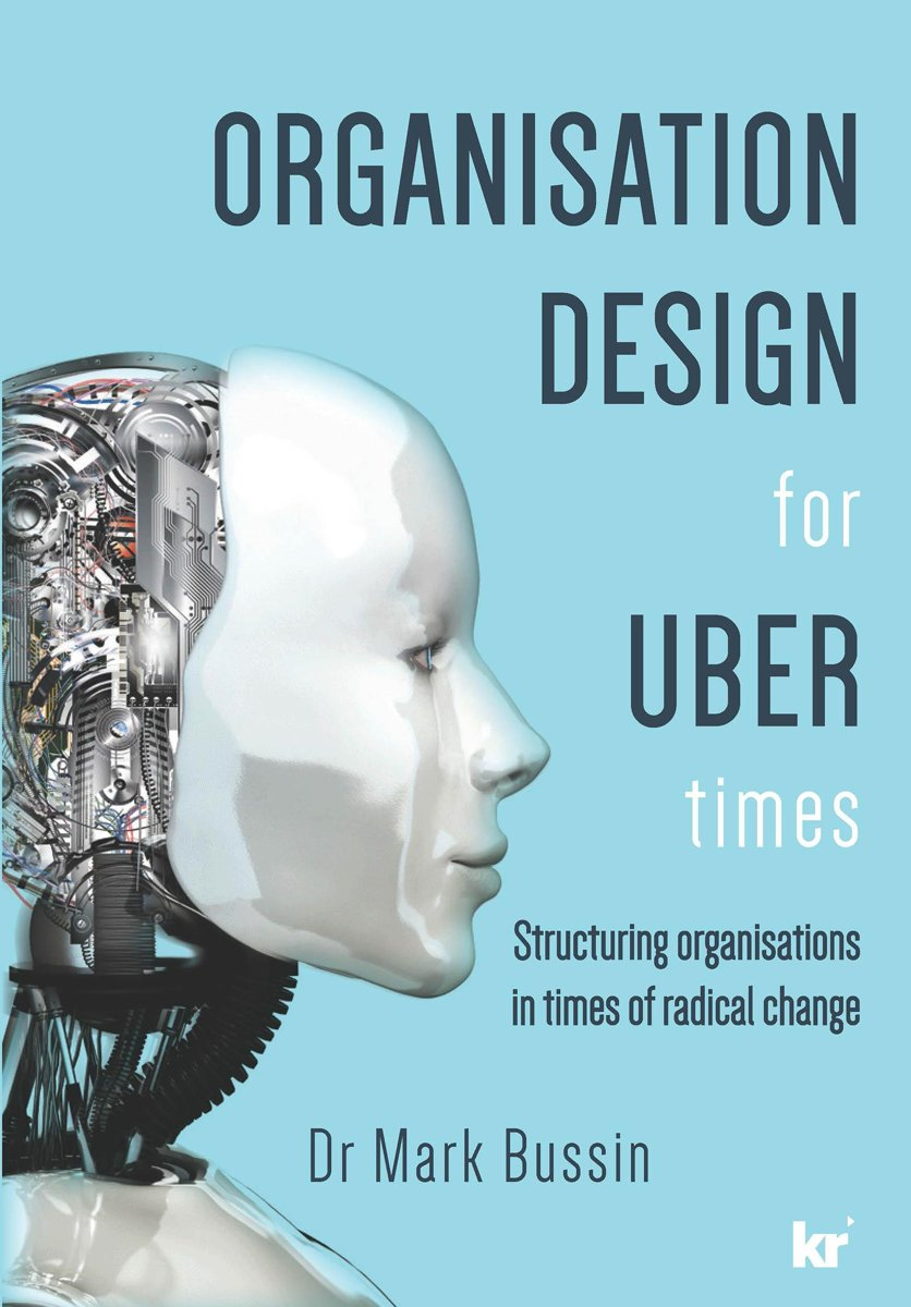 Organisation Design for UBER Times