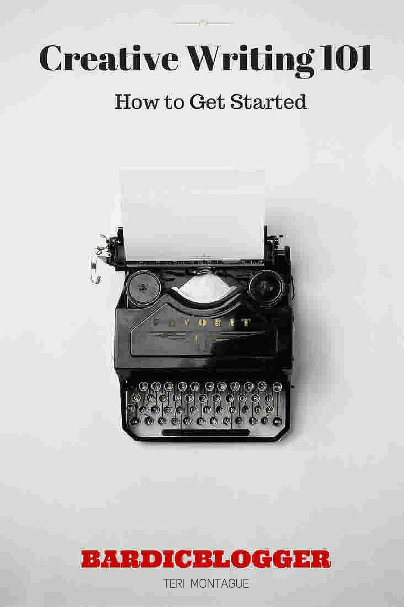 Creative Writing 101: How to Get Started