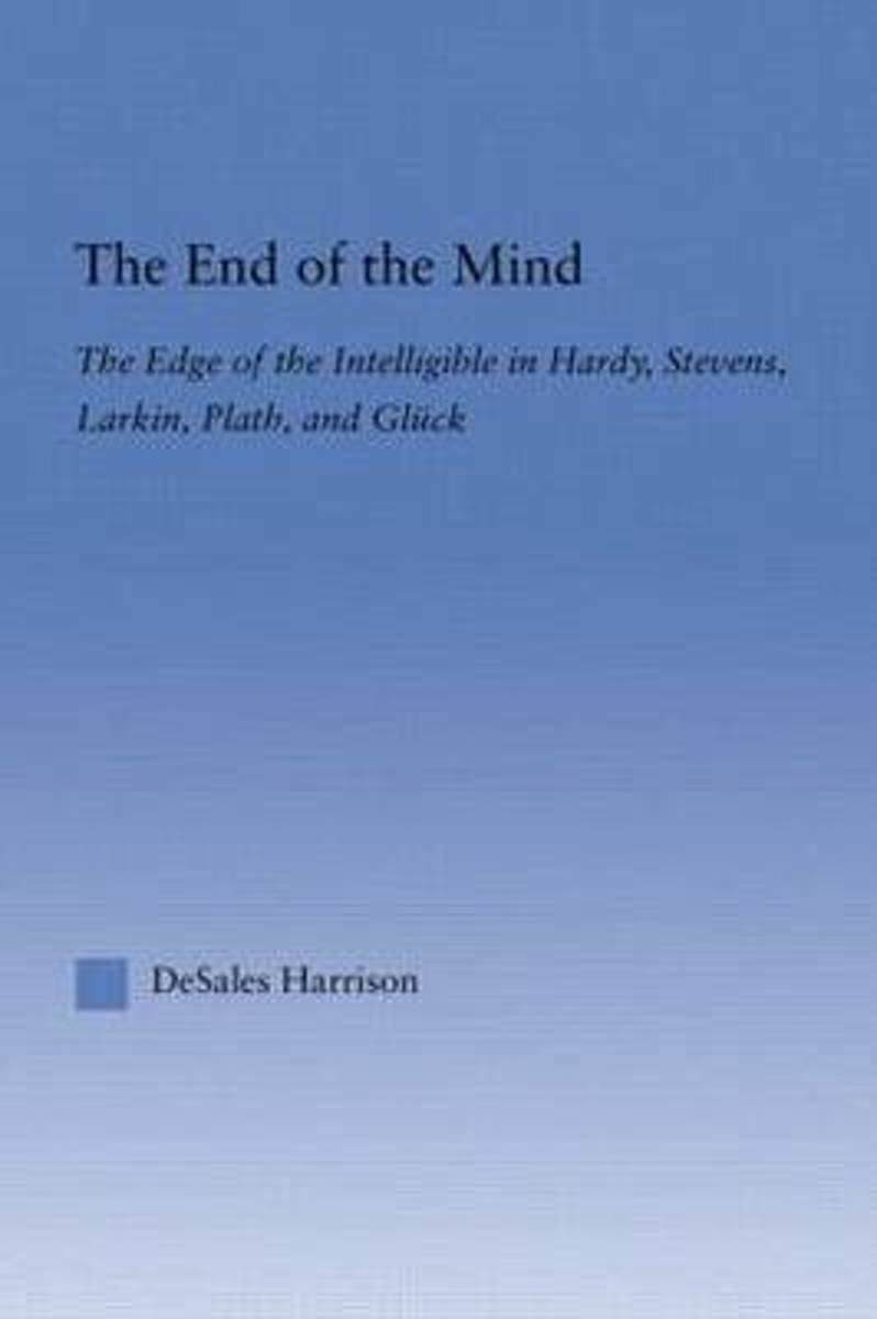 The End of the Mind