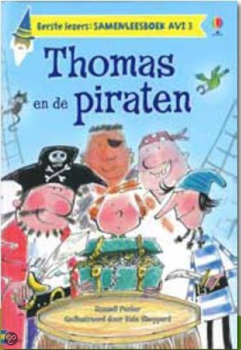 Thomas en de piraten