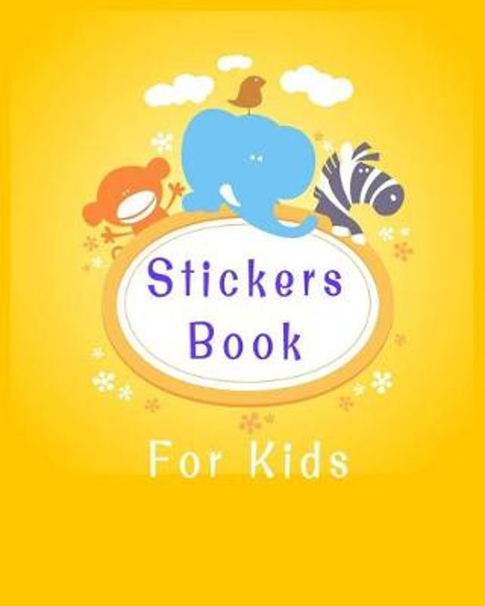 Stickers Book for Kids