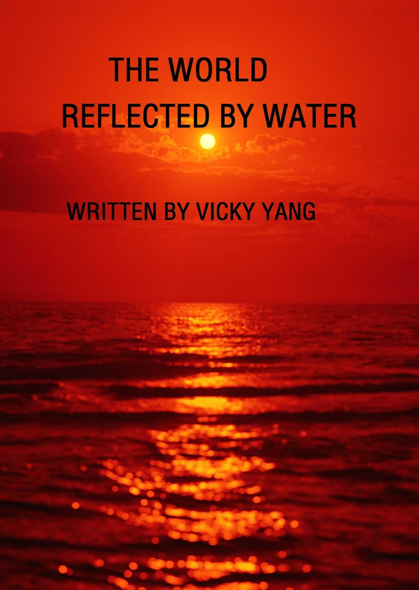 The World Reflected By Water